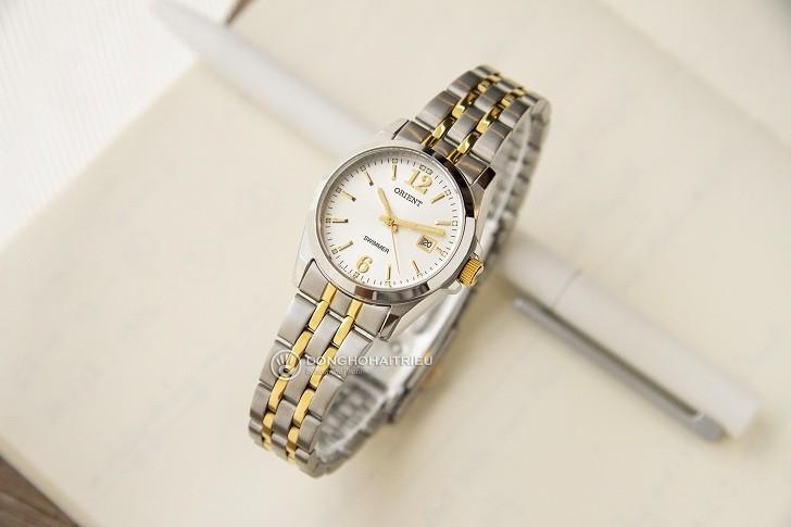 Đồng hồ nữ Orient SSZ3W002W0 giá rẻ thay pin miễn phí - Ảnh 6