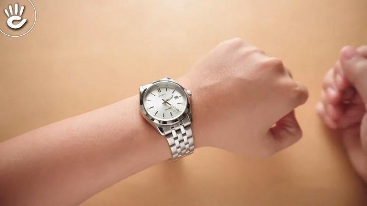 Đồng hồ nam Orient SUND6003W0 giá rẻ, thay pin miễn phí - Ảnh 1