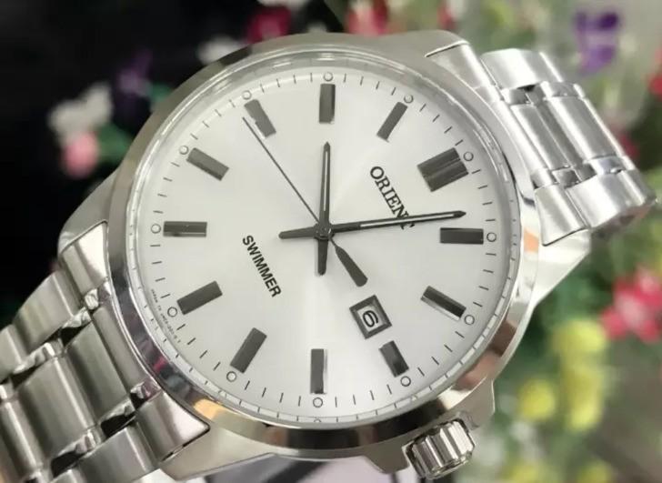 Đồng hồ nam Orient SUND6003W0 giá rẻ, thay pin miễn phí - Ảnh 3