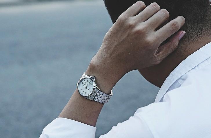 Đồng hồ nam Orient SUND6003W0 giá rẻ, thay pin miễn phí - Ảnh 4