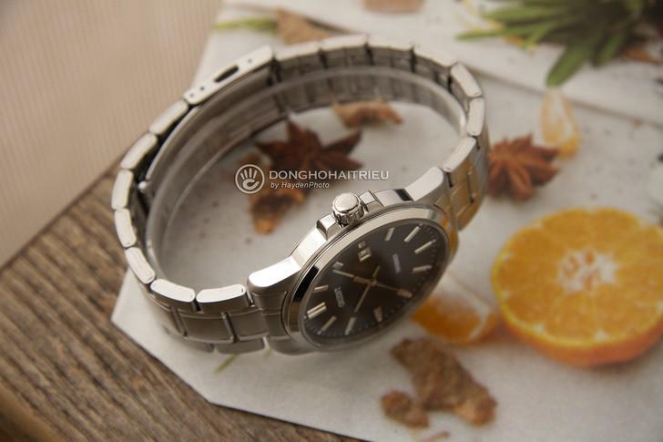 Đồng hồ Orient SUNE5003B0 tông bạc sang trọng, nam tính - Ảnh 5