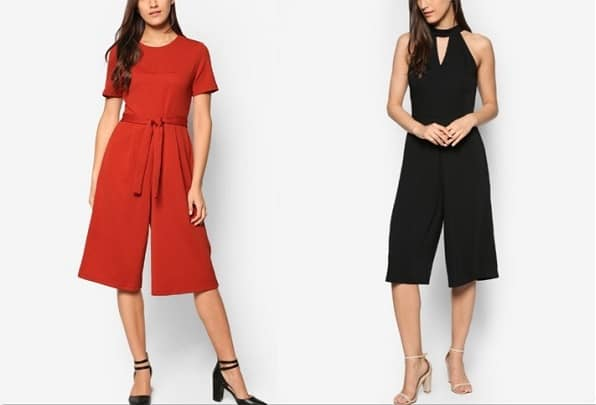 quy tắc những bộ áo liền quần công sở phù hợp 3