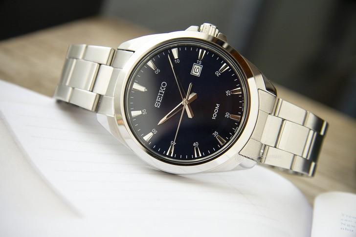 Đồng hồ Seiko SUR207P1 100% chính hãng Nhật Bản, siêu bền - Ảnh 1