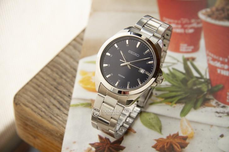 Đồng hồ Seiko SUR207P1 100% chính hãng Nhật Bản, siêu bền - Ảnh 3