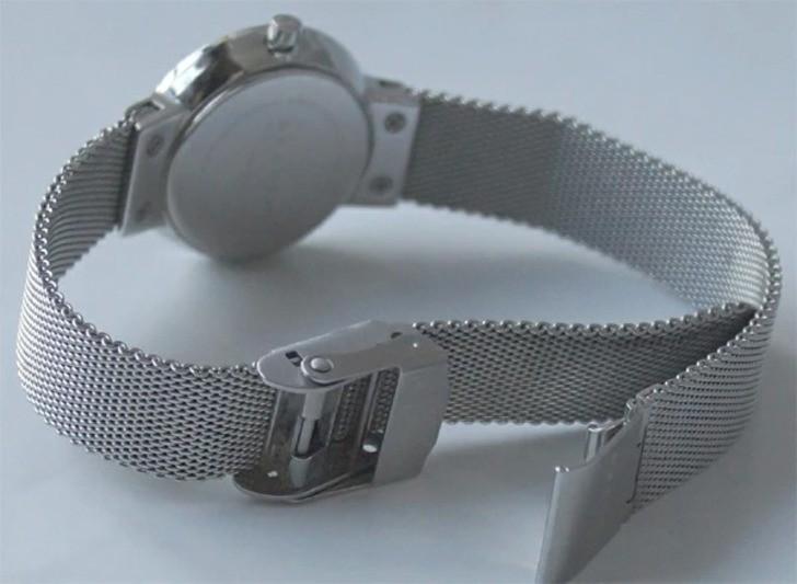 Đồng hồ Skagen 456SSS: Dây đeo dạng lưới, thiết kế nữ tính - Ảnh 4