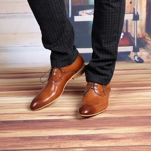 top 5 mẫu giày nam công sở đẹp 2