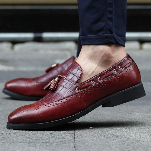 top 5 mẫu giày nam công sở đẹp 5