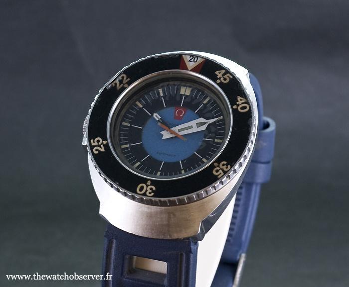 4 Nguyên Mẫu Đồng Hồ Lặn Omega Chưa Bao Giờ Được Sản Xuất Omega Seamaster 1000