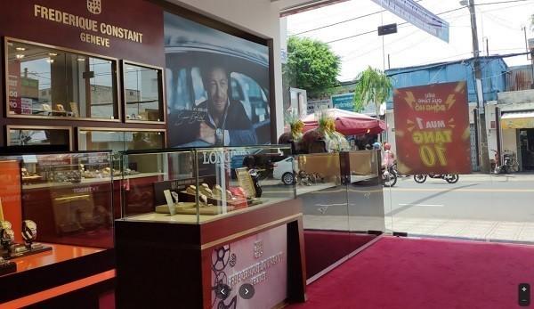 Khám phá bên trong của showroom của Hải Triều ở TP.Rạch Giá