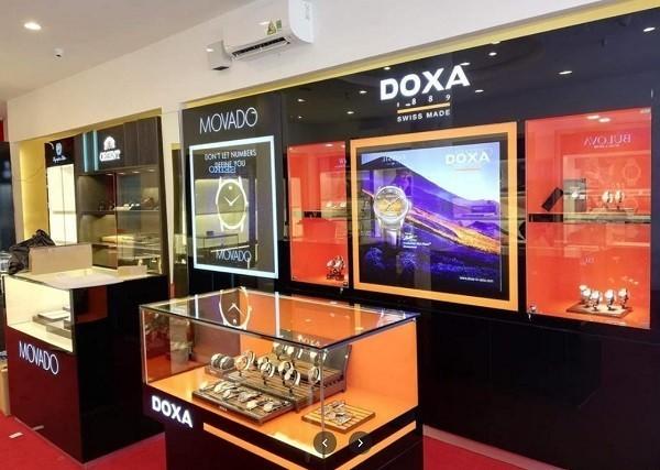 Cửa hàng Hải Triều 538 Cách Mạng Tháng Tám phân phối nhiều thương hiệu nổi tiếng