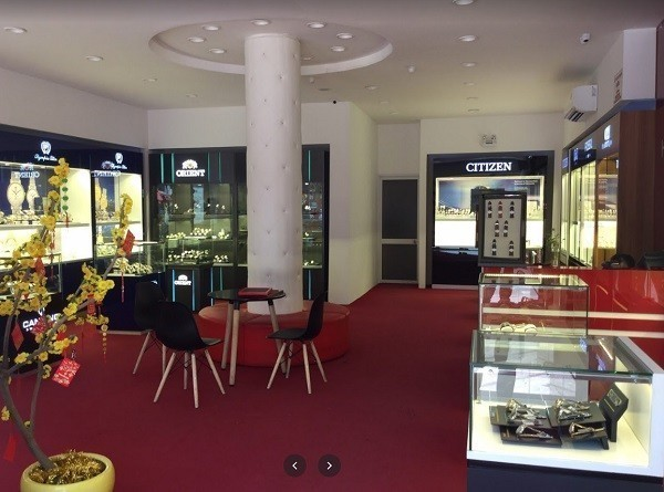 Cận cảnh bên trong showroom của Hải Triều tại Vũng Tàu