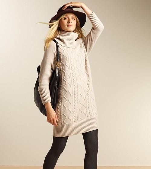 cần gì ở váy công sở mùa đông cho các cô nàng 1