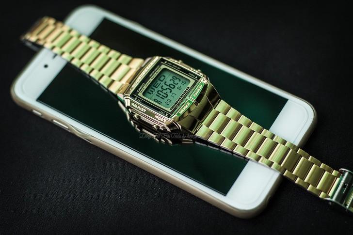 Đồng hồ Casio DB-360G-9ADF giá rẻ, free thay pin trọn đời - Ảnh 6