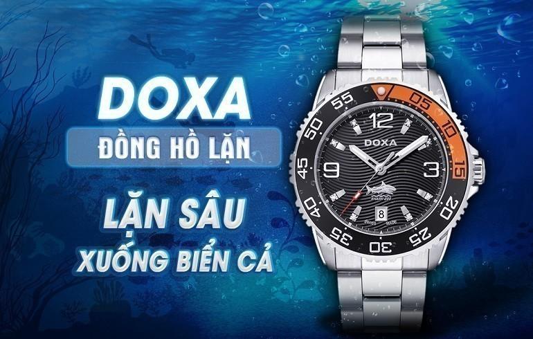 doxa shark bo suu tap hien dai cua bac thay dong ho lan doxa