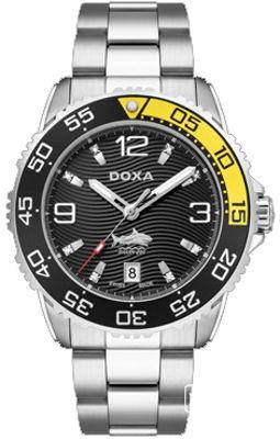 Doxa Shark, Bộ Sưu Tập Hiện Đại Của Bậc Thầy Đồng Hồ Lặn Doxa Shark - Mẫu D162SBY