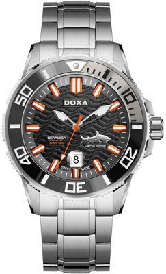 Doxa Shark, Bộ Sưu Tập Hiện Đại Của Bậc Thầy Đồng Hồ Lặn Doxa Shark Ceramica XL - Mẫu D196SGY
