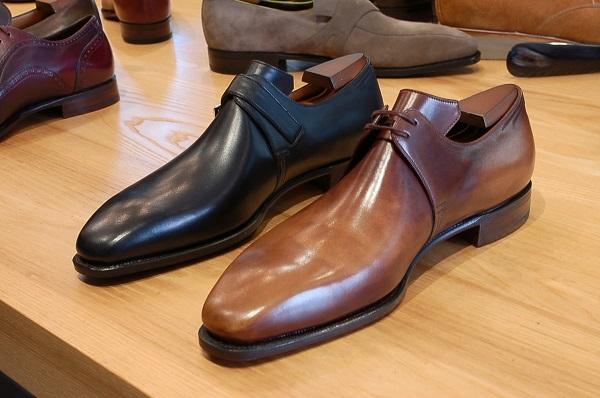 giày tây công sở cao cấp trên từng chi tiết thiết kế 5
