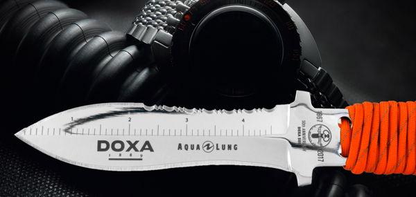 """Doxa SUB 300 Black Lung Siêu Hiếm Trở Lại Khiến Tín Đồ Doxa """"SỐT"""" Paracord"""