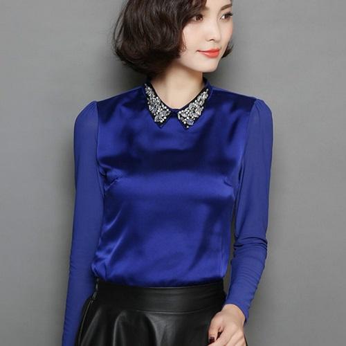 giới thiệu những mẫu áo sơ mi nữ cao cấp 4