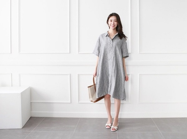 gợi ý cách phối trang phục bầu công sở đẹp và thoải mái 6