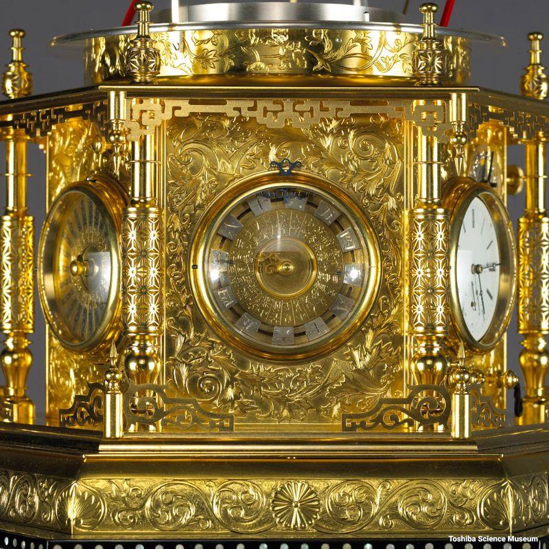 Mannen Jimeishou - Myriad Year Clock, Đồng Hồ Phức Tạp Nhất Nhật Bản Wadokei