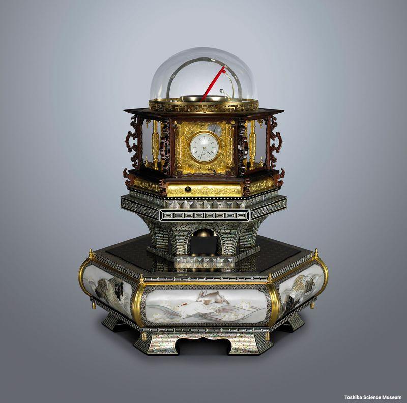 Mannen Jimeishou - Myriad Year Clock, Đồng Hồ Phức Tạp Nhất Nhật Bản 1