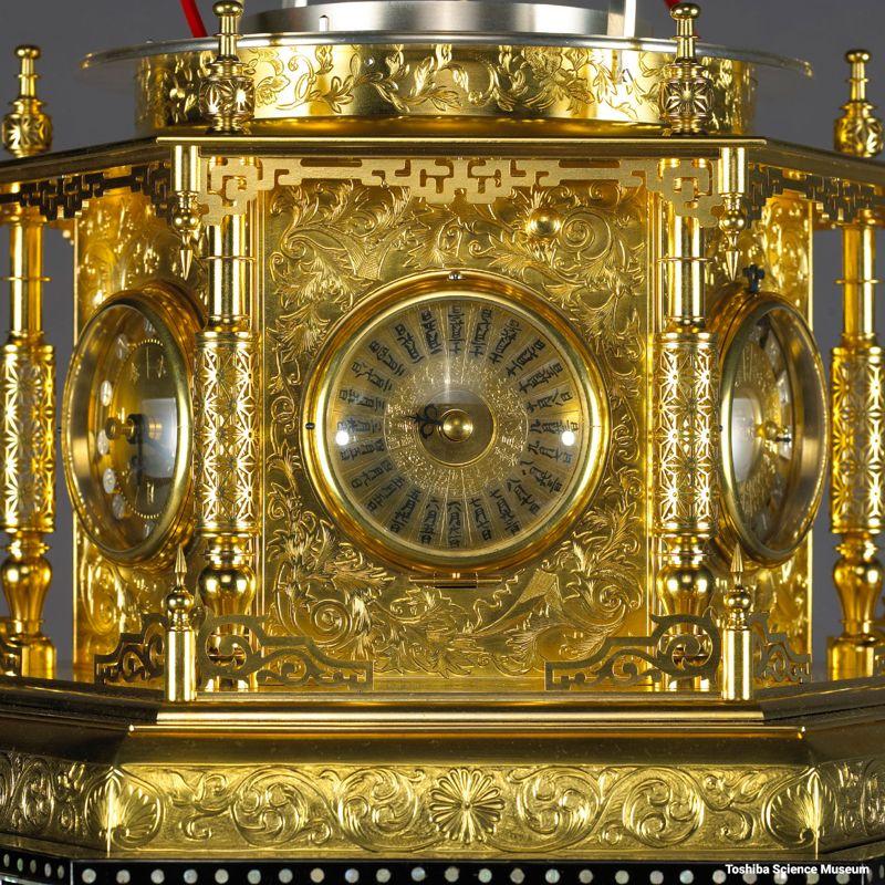 Mannen Jimeishou - Myriad Year Clock, Đồng Hồ Phức Tạp Nhất Nhật Bản 24 Sekki