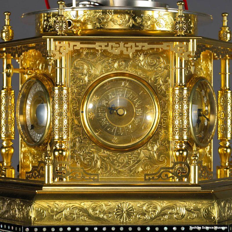 Mannen Jimeishou - Myriad Year Clock, Đồng Hồ Phức Tạp Nhất Nhật Bản Lịch Can Chi