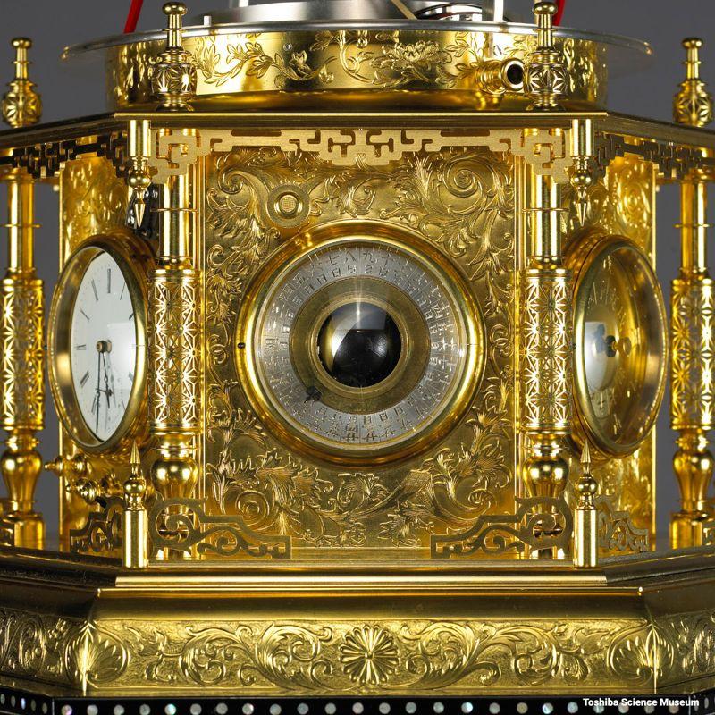 Mannen Jimeishou - Myriad Year Clock, Đồng Hồ Phức Tạp Nhất Nhật Bản Âm Lịch