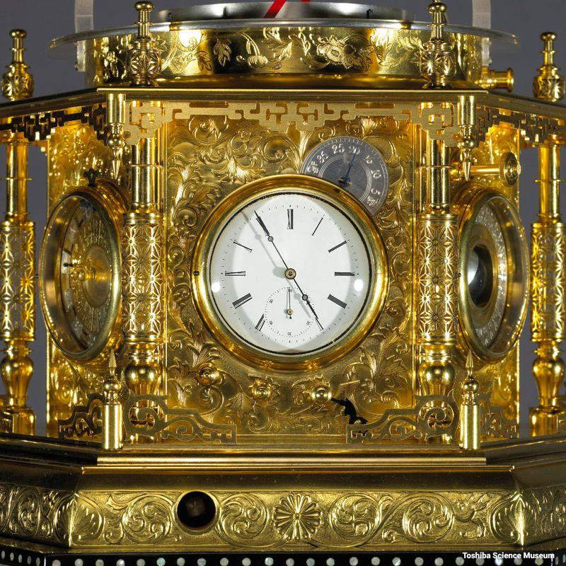 Mannen Jimeishou - Myriad Year Clock, Đồng Hồ Phức Tạp Nhất Nhật Bản Đồng Hồ