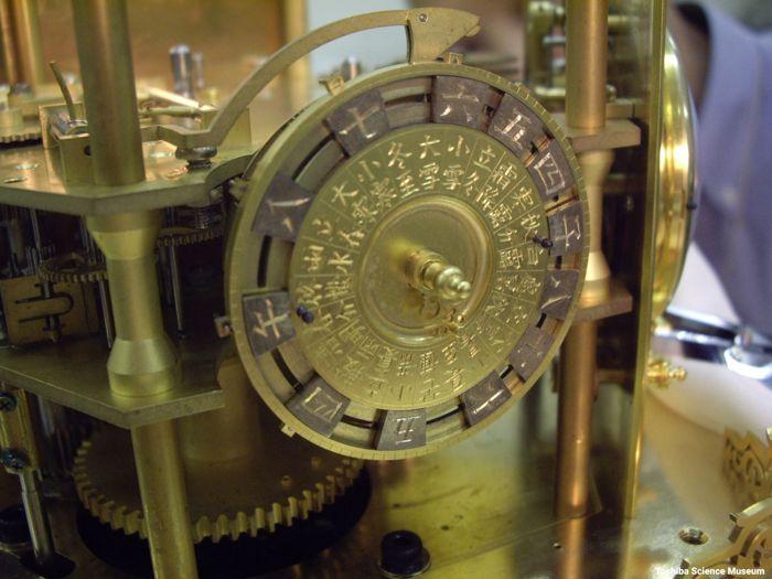 Mannen Jimeishou - Myriad Year Clock, Đồng Hồ Phức Tạp Nhất Nhật Bản