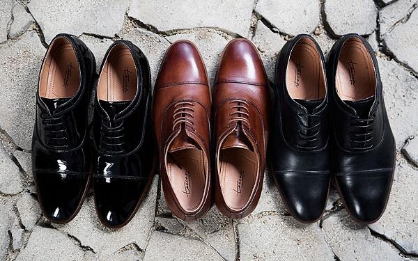 màu sắc giày công sở nam trên từng chi tiết thiết kế 1