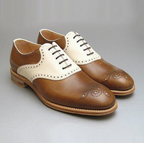 màu sắc giày công sở nam trên từng chi tiết thiết kế 4