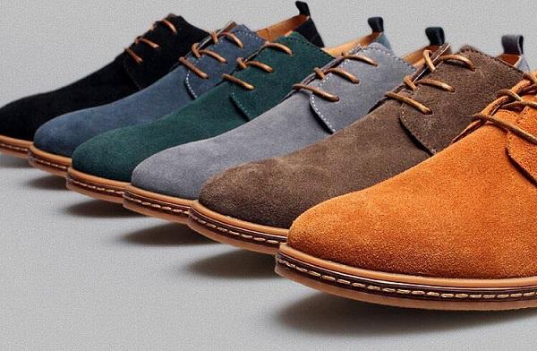 màu sắc giày công sở nam trên từng chi tiết thiết kế 6