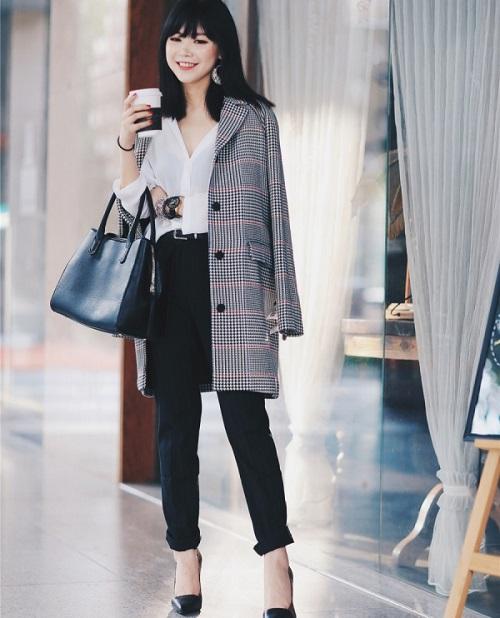 ngắm nhìn những chiếc áo khoác dáng dài sành điệu 2