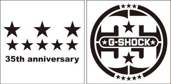 Nổ Tung G-Shock GA-735A-1A Và GA-835A-1A Đen Mờ Hình Khắc