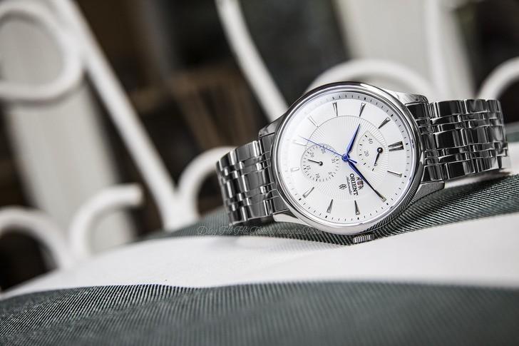 Đồng hồ Orient SFM02002W0 automatic, trữ cót lên 40 giờ - Ảnh 1