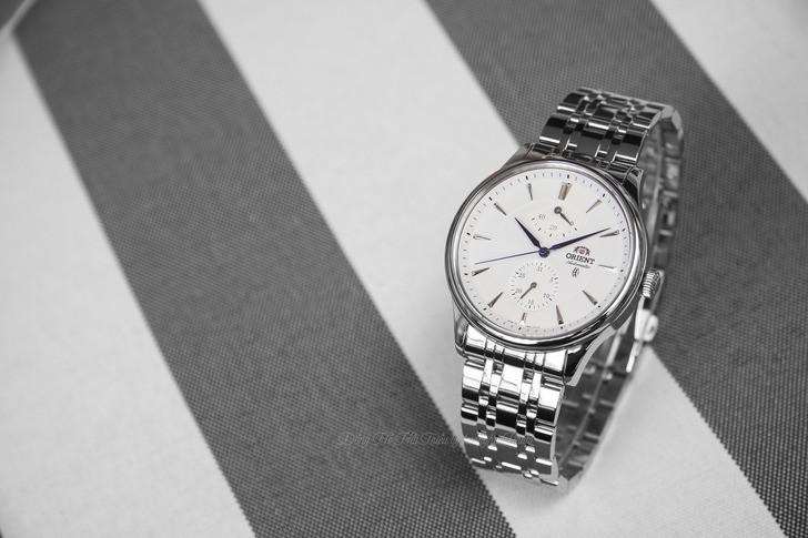 Đồng hồ Orient SFM02002W0 automatic, trữ cót lên 40 giờ - Ảnh 3