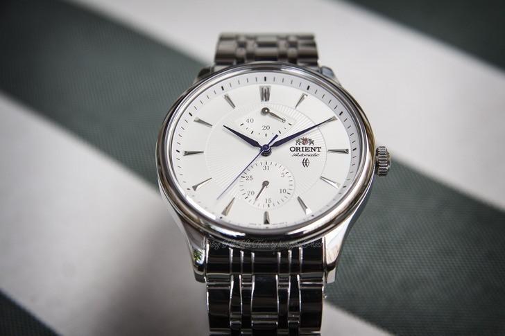 Đồng hồ Orient SFM02002W0 automatic, trữ cót lên 40 giờ - Ảnh 4