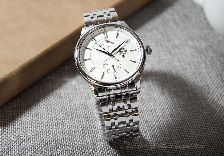 Đồng hồ Orient SFM02002W0 automatic, trữ cót lên 40 giờ - Ảnh 2