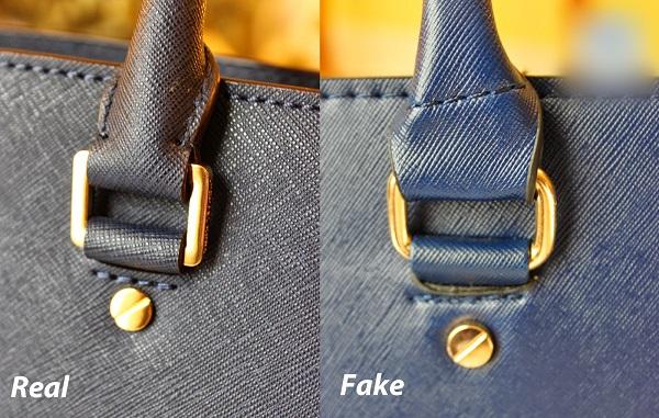 phân biệt túi xách da công sở hàng hiệu và giả 1