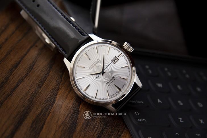 Đồng hồ Seiko SRPB43J1 automatic, trữ cót lên đến 40 giờ - Ảnh 1