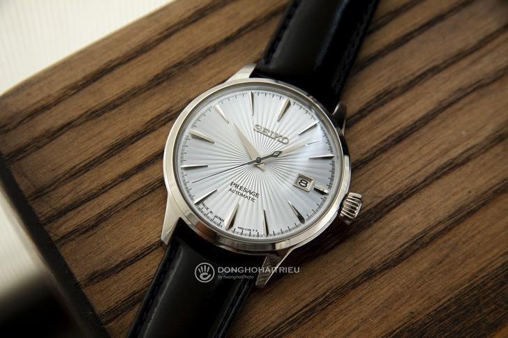 Đồng hồ Seiko SRPB43J1 automatic, trữ cót lên đến 40 giờ - Ảnh 2
