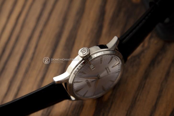 Đồng hồ Seiko SRPB43J1 automatic, trữ cót lên đến 40 giờ - Ảnh 5