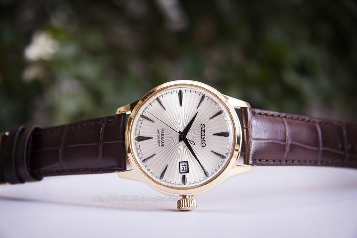 Đồng hồ Seiko SRPB44J1 Automatic, trữ cót lên đến 40 giờ - Ảnh 1