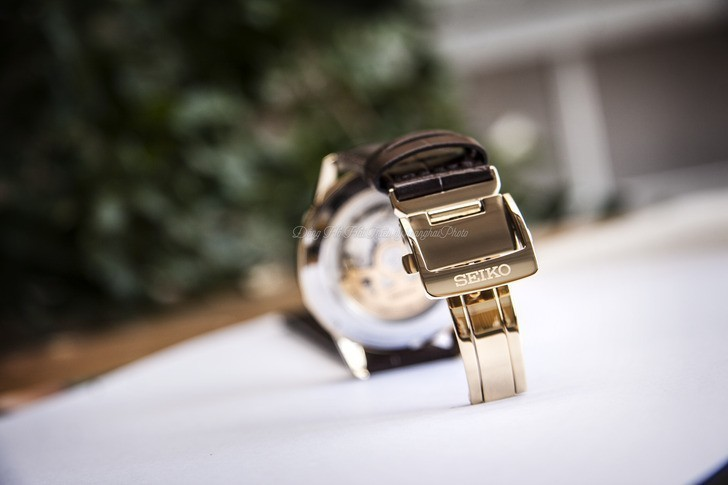 Đồng hồ Seiko SRPB44J1 Automatic, trữ cót lên đến 40 giờ - Ảnh 5
