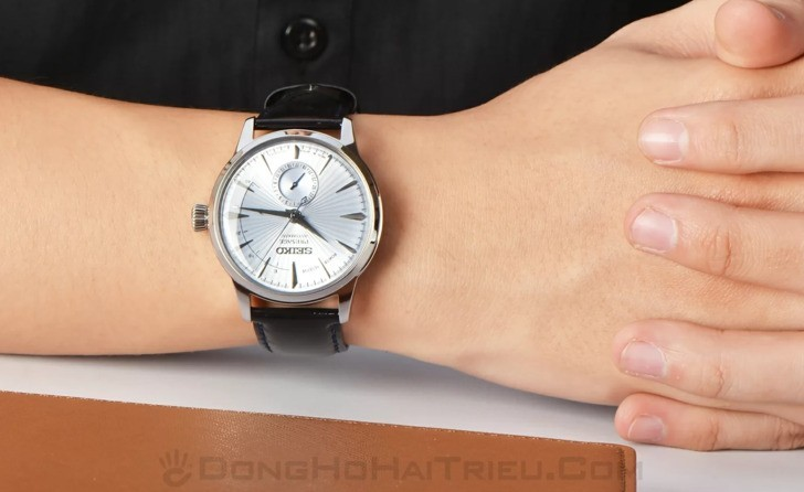 Đồng hồ Seiko SSA343J1 thuộc BST Seiko Presage đẳng cấp - Ảnh 1