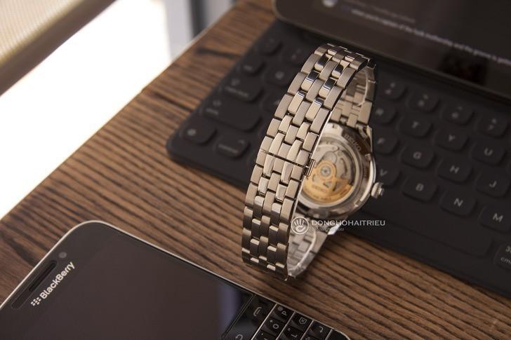 Đồng hồ Seiko SSA347J1 ngoại hình sang trọng, máy Automatic - Ảnh 4