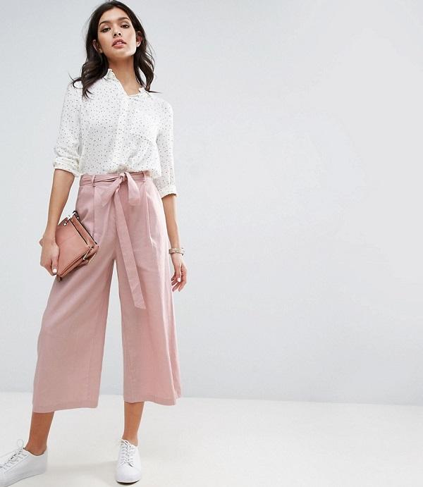 xu hướng thời trang quần tây công sở cập nhật mới nhất 8