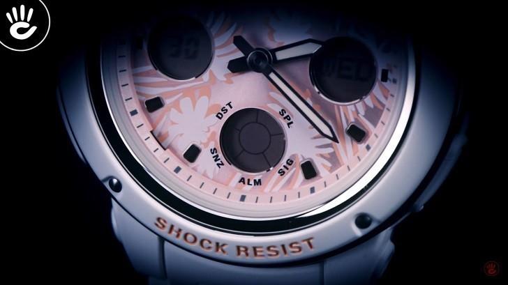 Đồng hồ nữ Baby-G BGA-150F-7ADR giá rẻ, thay pin miễn phí - Ảnh 6